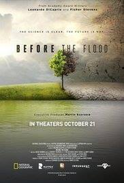 Image Courtesy of Before the Flood's Official Facebook Page