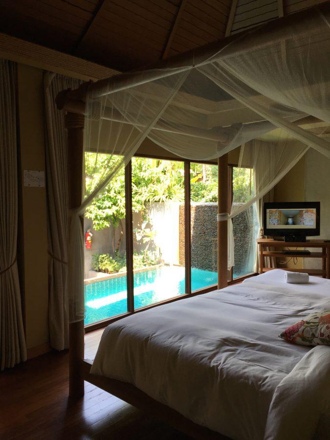 Private Villa in Koh Samui, Thailand  Photo by Michelle Ricciardi