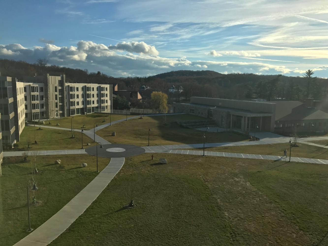 Pace University. Photo by Joseph Tucci.