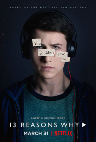"Mental Health experts say 13 Reasons Why ""misses the mark."" Photo courtesy of Netflix."
