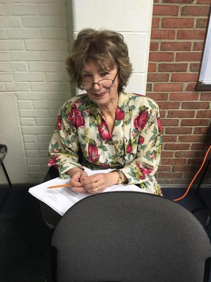 Professor Diane Cypkin