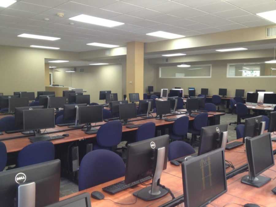 An inside look at the CRC. Photo courtesy of google.
