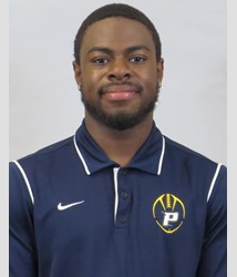 Nick Lewis, the head student behind the UMI organization. Photo Courtesy of Pace Athletics.