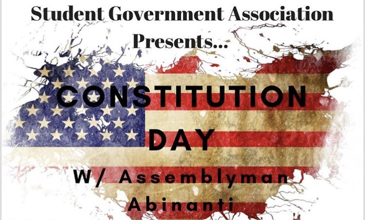 Pace's SGA will host Constitution Day this upcoming Monday. Photo Courtesy of SGA.