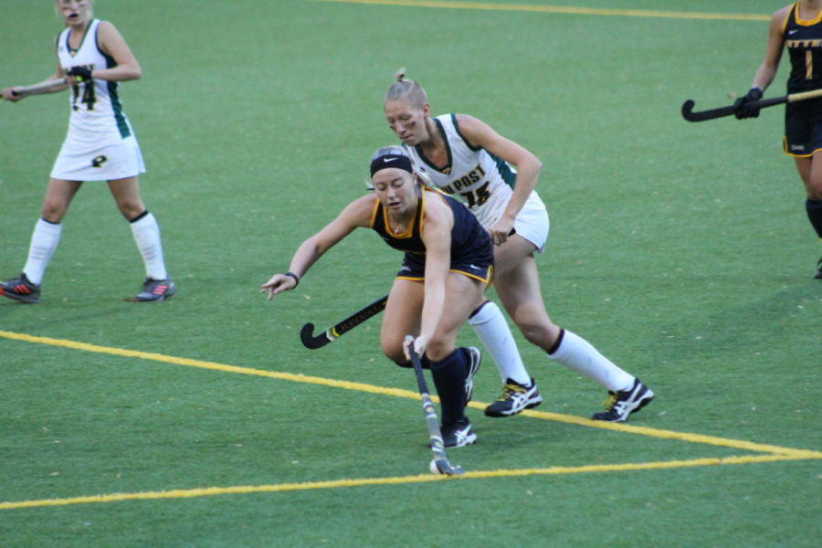 At 14-1, Pace Field Hockey is dominating the NE-10 conference and the entire nation.