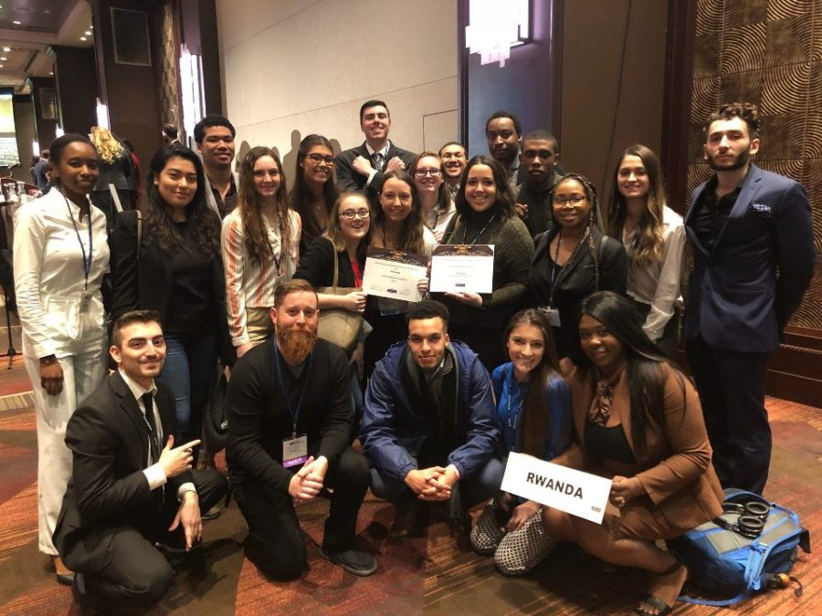 Model UN Creating Real-World Experience for Students