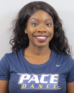 Alyssa Chambers, a junior at Pace, runs her own college lifestyle blog and Youtube channel with over 50 subscribers.