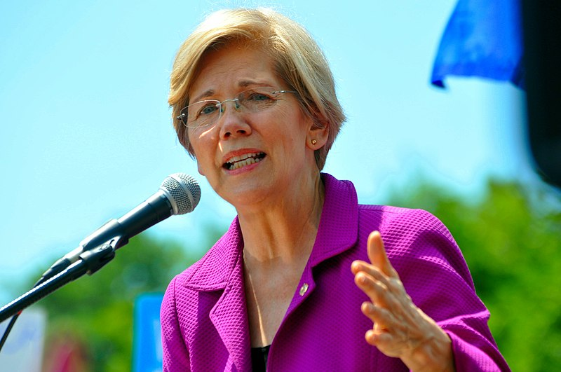 Massachusetts senator Elizabeth Warren is among a crowded of democrats looking to win the nomination in 2020. An important issue for each candidate is the student debt crisis.