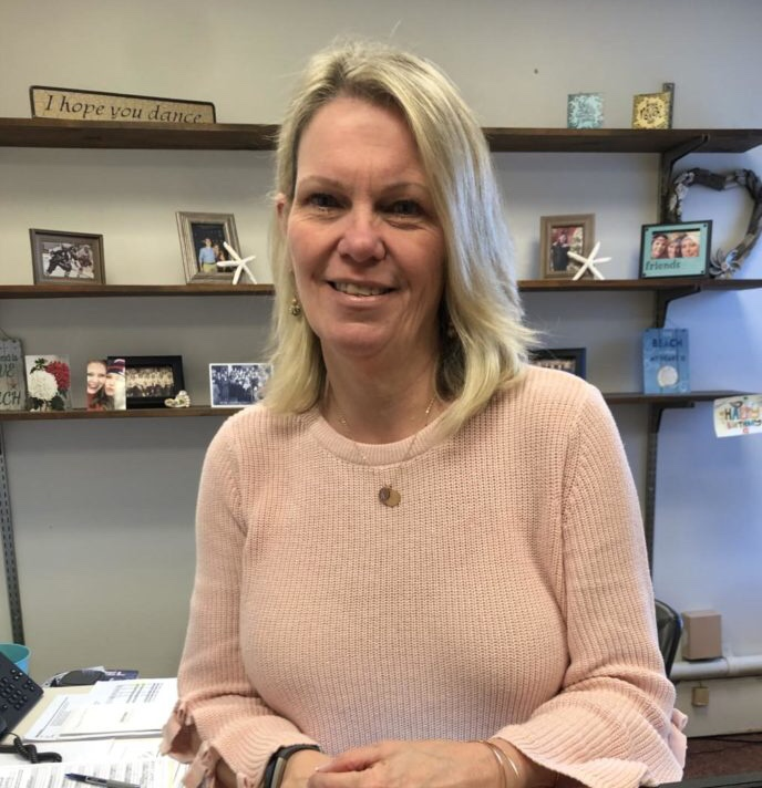 Maureen Colgan began college in 1993, but will graduate this semester with a Liberal Arts degree.