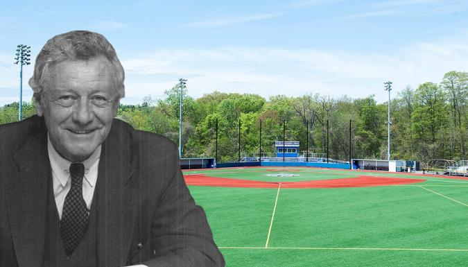 The founder of Pace Athletics continues his legacy through a financial gift.