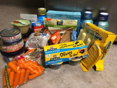 Avoiding the 'Freshman 15': Snacks that Love You Back