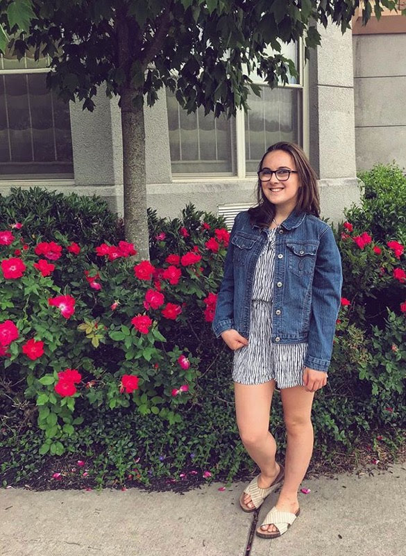 Meet Kaitlyn Houlihan, a soon to be Pace graduate with a strong dedication to service, leadership, and making the world a better place.