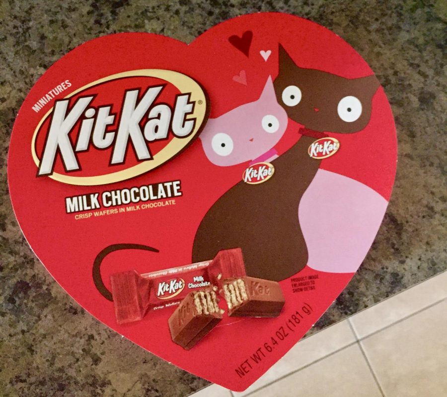 A sweet Valentines gift