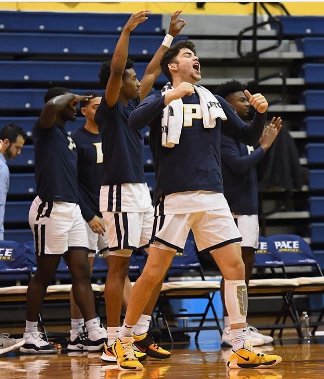 Friday Night Hype: Pace Men's Basketball Moves On