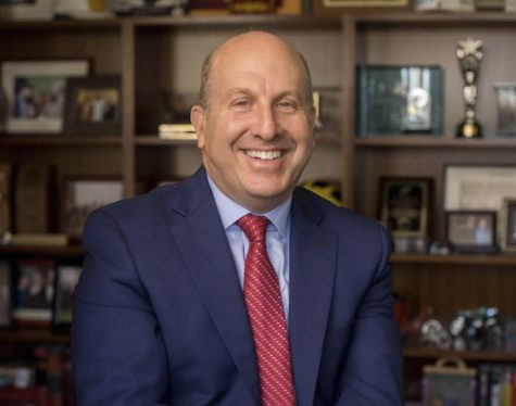 Pace University administration hosted a town call for the graduating class of 2020, co-led by university president Marvin Krislov.