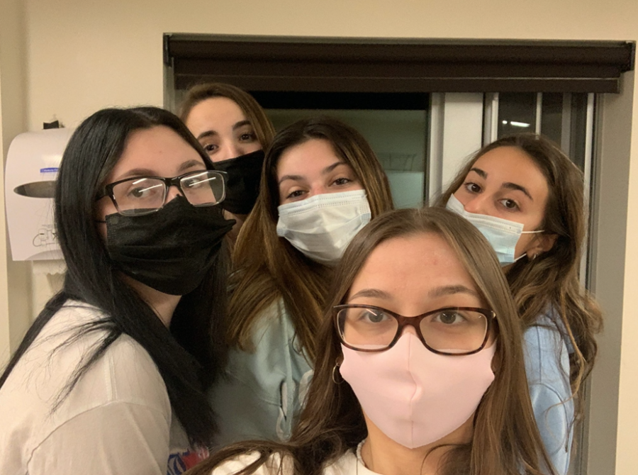 A first-year perspective on attending college in a pandemic