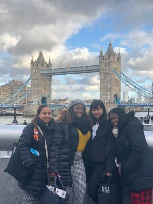Study abroad continues without concern