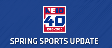 NE10 confirms regular-season and postseason spring sports
