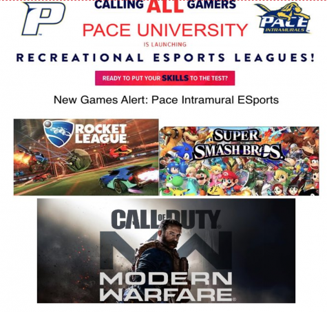 ESports at Pace University: Socializing while Social Distancing